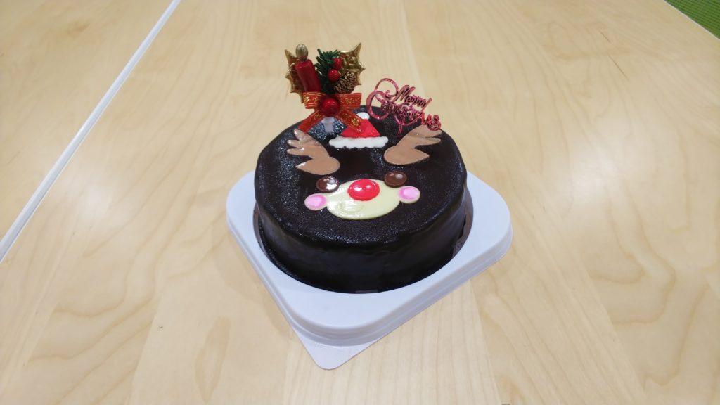 ブログ挑戦NO134 クリスマスケーキ
