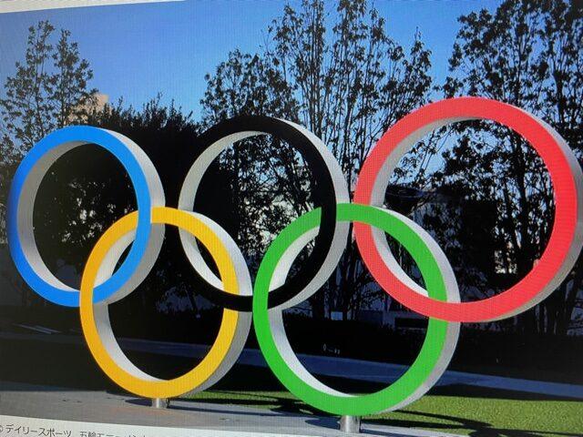ブログ挑戦NO13 オリンピック